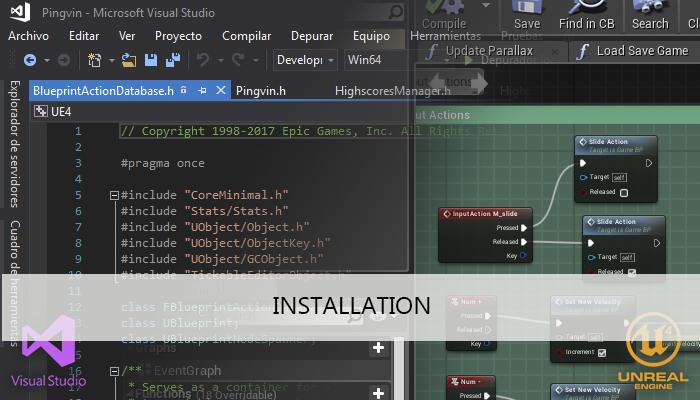 ue4 installation tutorial